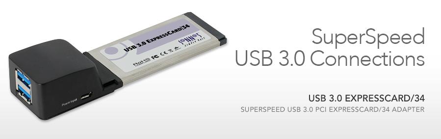 Expresscard/34 slot usb 3.0 macbook pro