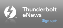 Thunderbolt eNews