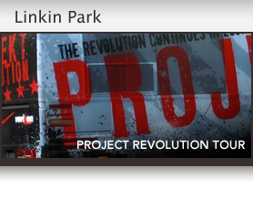 Linkin Park Project Revolution Tour - Sonnet Case Study