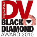 Qio(TM) Professional Universal Media Reader/Writer Wins 2010 NAB Best of Show Black Diamond Award