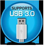 USB 3.0 지원