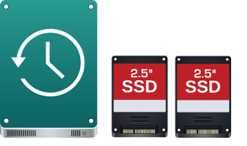 Hard Drive and SSDs