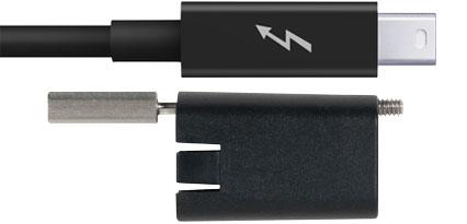 Thunderbolt Cable y ThunderLok