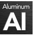 Aluminium-Logo