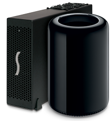 Echo Express III-D with Mac Pro