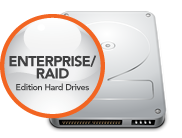 Enterprise RAID Edition Hard Drives