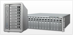 Rackmount, Desktop and Mobile Pro Storage
