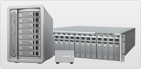 Pro Desktop, Rackmount, and Mobile Storage