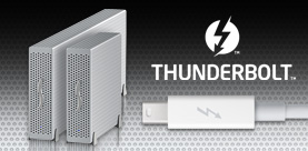Thunder Storage and Adapters