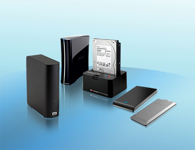 USB 3.0 Hard Drives and SSDs