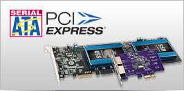 Tempo SATA PCIe Cards Comparision