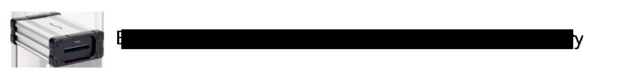 Echo ExpressCard Thunderbolt Adapters