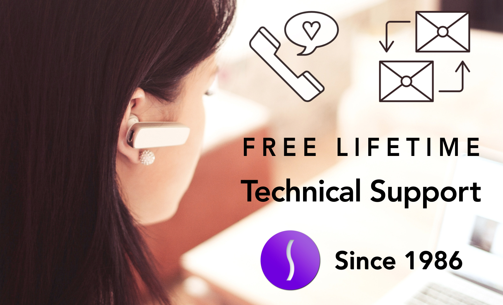 Free Lifetime Tech Support