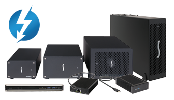 Thunderbolt 3 Products