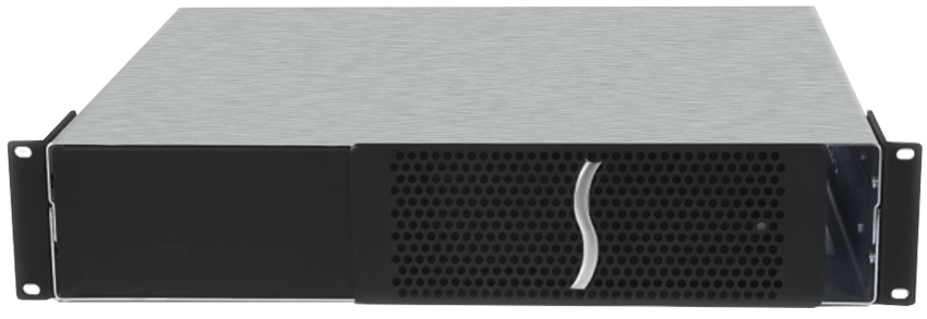 Echo Express III-R (Thunderbolt 3 Edition) Front View