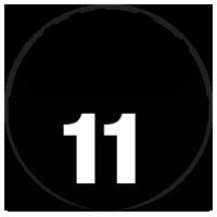 Eleven Interfaces Icon