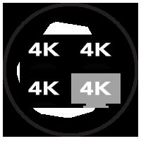 4K Displays Icon