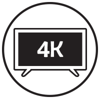 4K Displays Icon