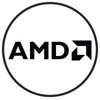 AMD Radeon Graphics Icon