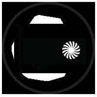 Supports Latest eGPU Cards Icon