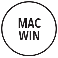 Mac & Windows Icon