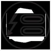 Thunderbolt 3 Ports Icon