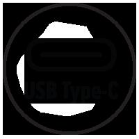 USC Type-C Icon