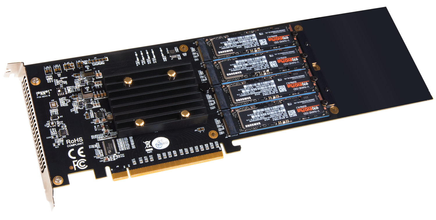 Fusion Dual 2.5-inch SSD RAID with SSDs