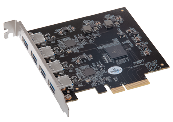Allegro Pro Type A USB 3.1 PCIe Card