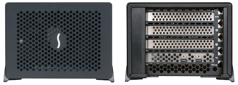 Sonnet Echo Express SE I Thunderbolt 3-to-PCIe Expansion Chassis 1 Slot