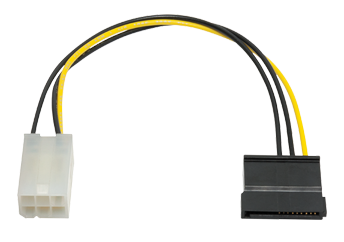 Power Cable (OWC Accelsior PCIe Card)