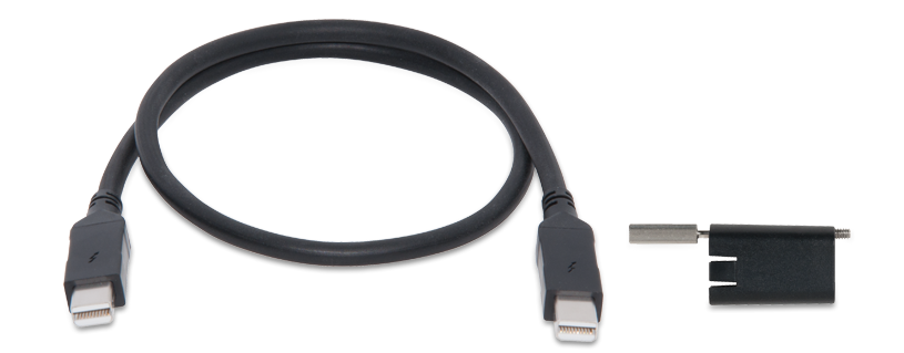 Thunderbolt 2 Cable with ThunderLok