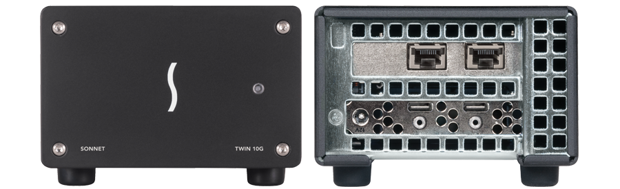 Twin10G (Thunderbolt 3 Edition)