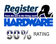 Register Hardware Review