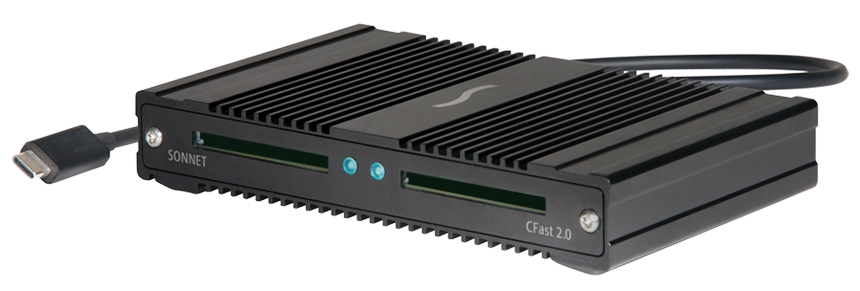 SF3 Series - CFast 2.0 Pro Card Reader