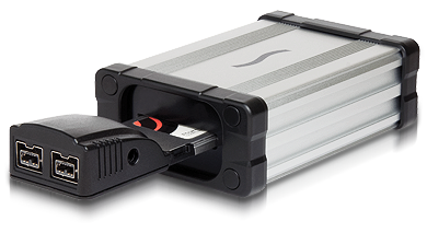 Echo Express Thunderbolt Adapte with FireWire ExpressCard/34
