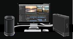Echo Express III-D met Mac Pro Setup