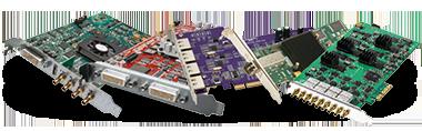 PCIe kaarten
