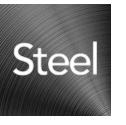Steel Icoon