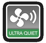Ultra Quiet Icon