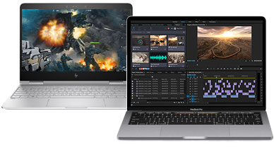 Thunderbolt 3 Notebooks
