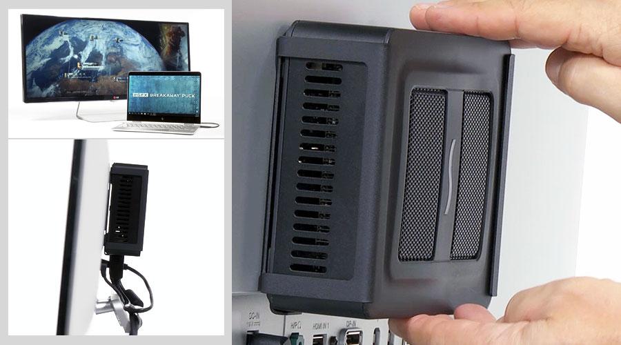 eGFX Breakaway Puck Portable eGPU System | Sonnet