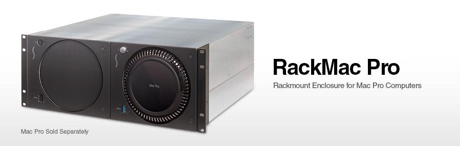 RackMac Pro Rackmount Enclosure for New Mac Pro | Sonnet