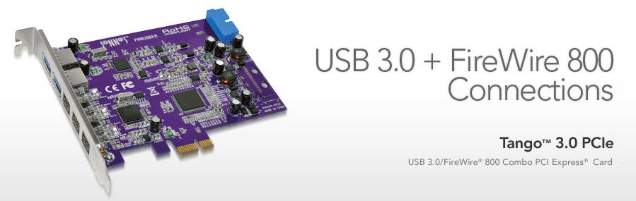 Tango 3.0 PCIe Computer Card | Sonnet