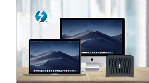 Mac Computers with Echo Express SE III