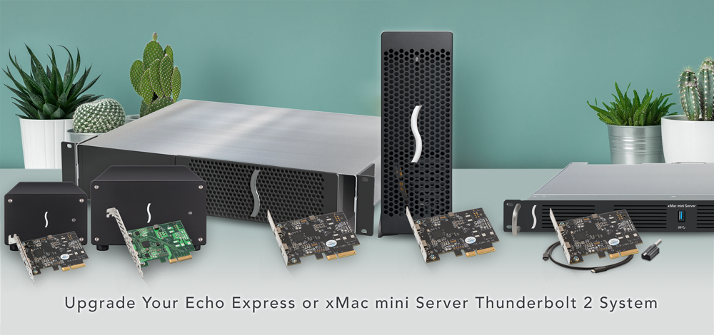 Thunderbolt 3 Upgrade Cards | Sonnet