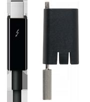 Thunderbolt Cable & ThunderLok