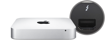 Sonnet - xMac mini Server Thunderbolt PCIe 1U Enclosure